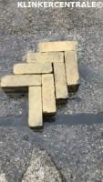 20202 900m2 brons geel zandkleur gebakken klinkers dikforma…
