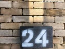 20199 50m2 brons zandkleur gebakken klinkers dikformaat str…