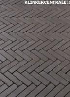 17719 NIEUWE zwart gebakken klinkers waalformaten Terra Car…