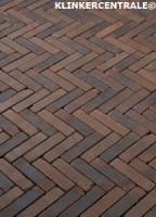 17727 NIEUWE rood bruin zwart gebakken klinkers waalformate…
