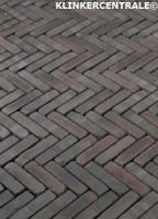 17716 NIEUWE zwart blauw bruin gebakken klinkers waalformat…