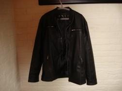 Leren jasje (100 % Polyester fiber)