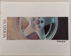 Brochure -VOLVO'93