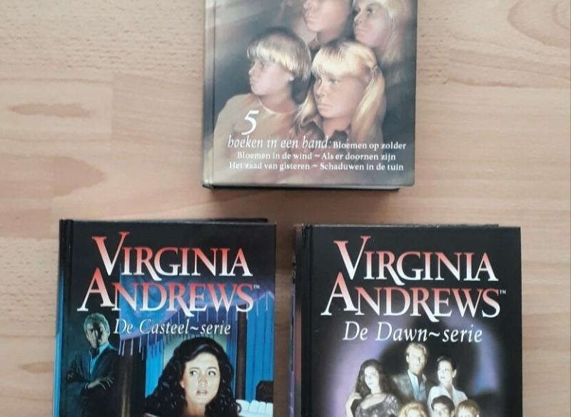 Virginia Andrews (diverse boeken)