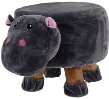 Kinderkruk - 25 cm hoog - nijlpaard  Alleen deze week 10% e…