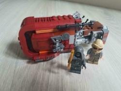 Lepin Star Wars Rey's speeder No.05001/ Star Wars (lego)
