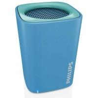 BT100A - Speaker blauw  Alleen deze week 10% extra korting