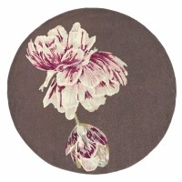 Ted Baker Tranquilty Aubergine Rond 56005