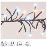 Clusterverlichting - 576 LED - 2-kleuren: wit + warm wit  A…