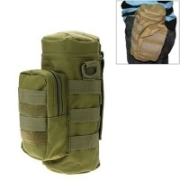 Draagbare verstelbare algemene camouflageketle tas (legergr…