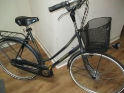 1 x dames fiets.