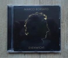 """Te koop de originele CD """"Evenwicht"""" van Marco Borsato."""