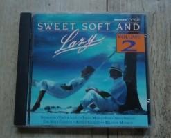 "De originele verzamel-CD ""Sweet Soft And Lazy 2"" van Arcade…"