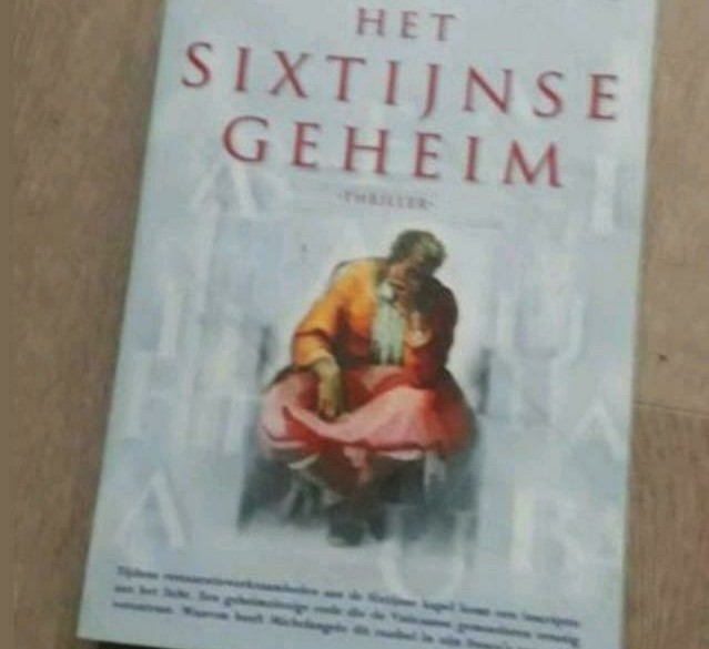Het Sixtijnse Geheim | ISBN 9061123631