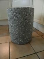 Iets van PIEPSCHUIM, hoogte 50 cm, diameter 40 cm