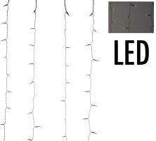Gordijnverlichting - 480LED - 225x300cm - warm wit  Alleen…