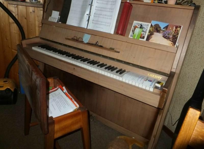 piano, technisch goed