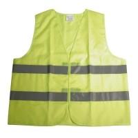 Carpoint Veiligheidsvest Oxford Geel XL