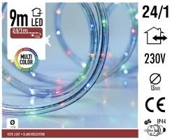 LED lichtslang 9 meter multicolor  Alleen deze week 10% ext…