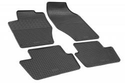 Rubber automatten Citroen C4 II 2010-2020