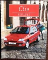 Folder/brochure - RENAULT Clio