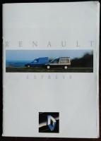 Folder/brochure - RENAULT Express