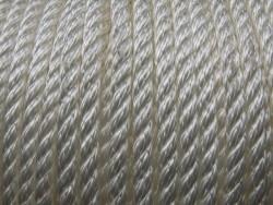 Nylon (polyamide) 3 strengen geslagen