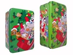 Kerstblikken Tom & Jerry, set van 2  Alleen deze week 10% e…