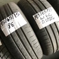 2 x Dunlop SP Sport BluResponse 195-65-15 Zomerbanden 4,5mm
