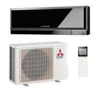 Mitsubishi WSH-EFM25Wi Zen zwart airconditioner