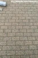20274 ROOIKORTING 7.500m2 grijs betonklinkers 10cm dikke ke…