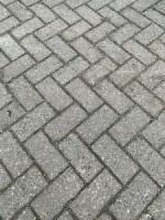 20262 ROOIKORTING 1.000m2 heidegrijs betonklinkers straatst…