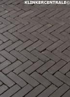 17707 NIEUWE zwart gebakken klinkers dikformaten Terra Carb…