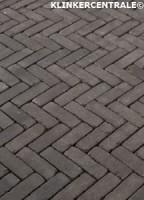 17709 NIEUWE zwart gebakken klinkers dikformaten Terra Lucc…