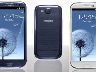 Samsung Galaxy S3 nieuwe in doos met bon