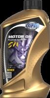 MOTOR OIL 5W-50 PREMIUM SYNTHETIC SN 1 LITER 05001S 05001S