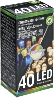 Verlichting 40 LED's  Color Switch warmwit - multicolor  Al…