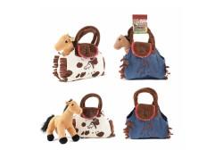 Toi Toys Paard in handtas