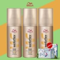Wella Wellaflex Style & Repair Hold Voordeelverpakking - 3…