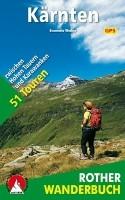 Wandelgids Kärnten Karinthië Rother Wanderbuch   Rother Ber…
