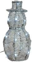 Acryl sneeuwman 25cm met 16 LED's  Alleen deze week 10% ext…