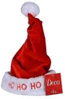 Kinder-kerstmuts met lichtjes en veer  Alleen deze week 10%…