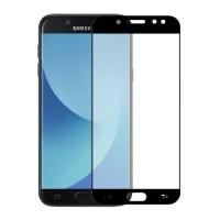 Samsung Galaxy J5 2017 Full Cover Screen Protector 9D Tempe…