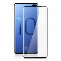 3-Pack Samsung Galaxy S10 Full Cover Screen Protector 9D Te…