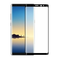 3-Pack Samsung Galaxy Note 8 Full Cover Screen Protector 9D…