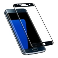 2-Pack Samsung Galaxy S7 Full Cover Screen Protector 9D Tem…