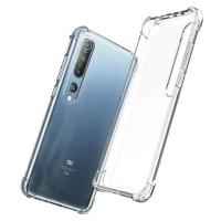 Xiaomi Mi 10 Transparant Bumper Hoesje - Clear Case Cover S…