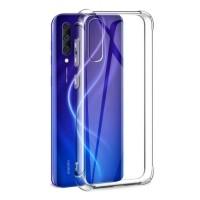 Xiaomi Mi A2 Transparant Bumper Hoesje - Clear Case Cover S…