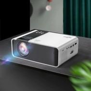 TD90 Mini LED Projector - Mini Beamer Home Media Speler