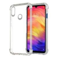 Xiaomi Redmi Note 7 Transparant Bumper Hoesje - Clear Case…